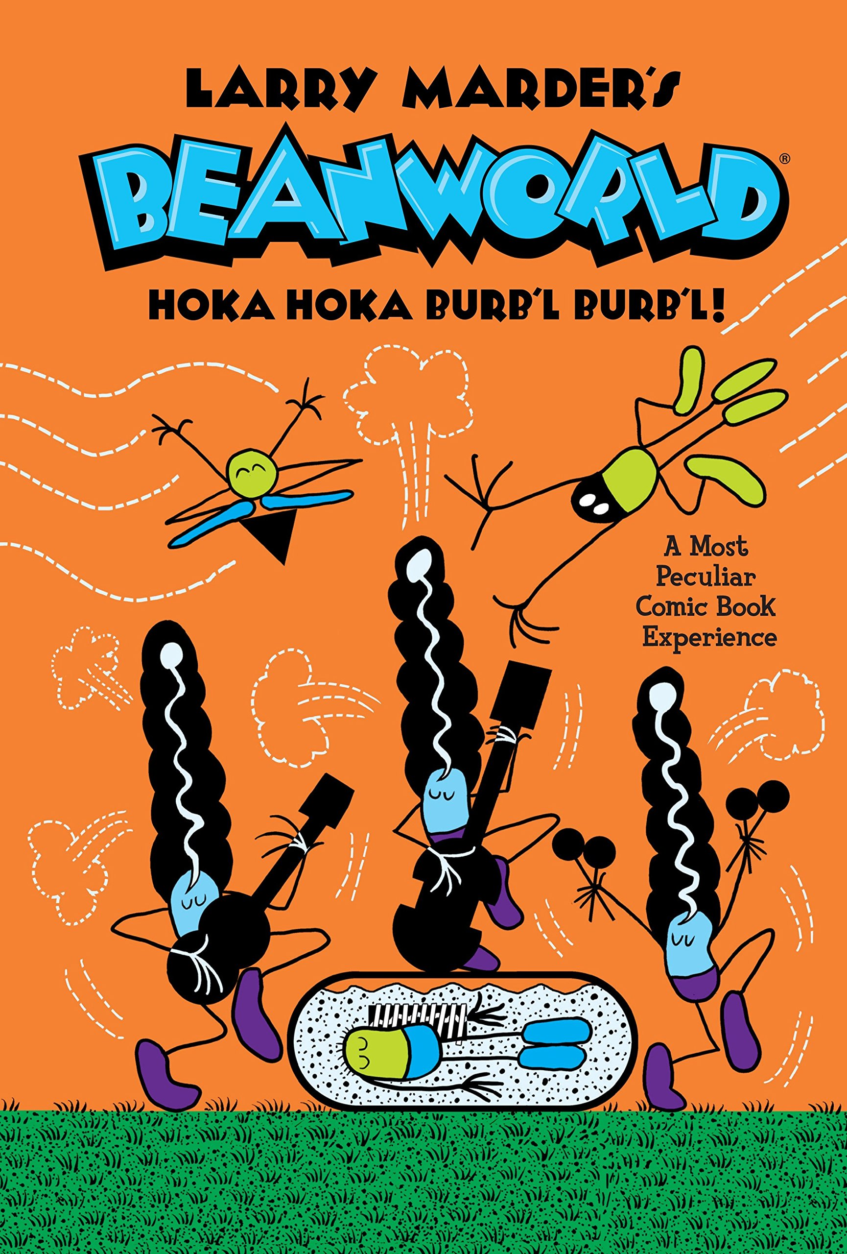 Beanworld Volume 4: Hoka Hoka Burb'l Burb'l by Dark Horse Books