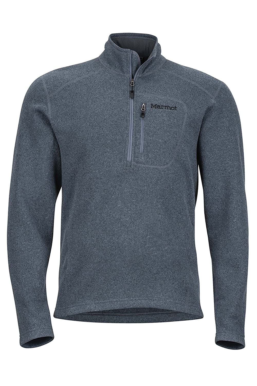 Marmot Herren 's Drop Line 1/2 Zip Long Sleeve Shirt