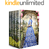 Tales of Bath: A Clean Historical Regency Collection