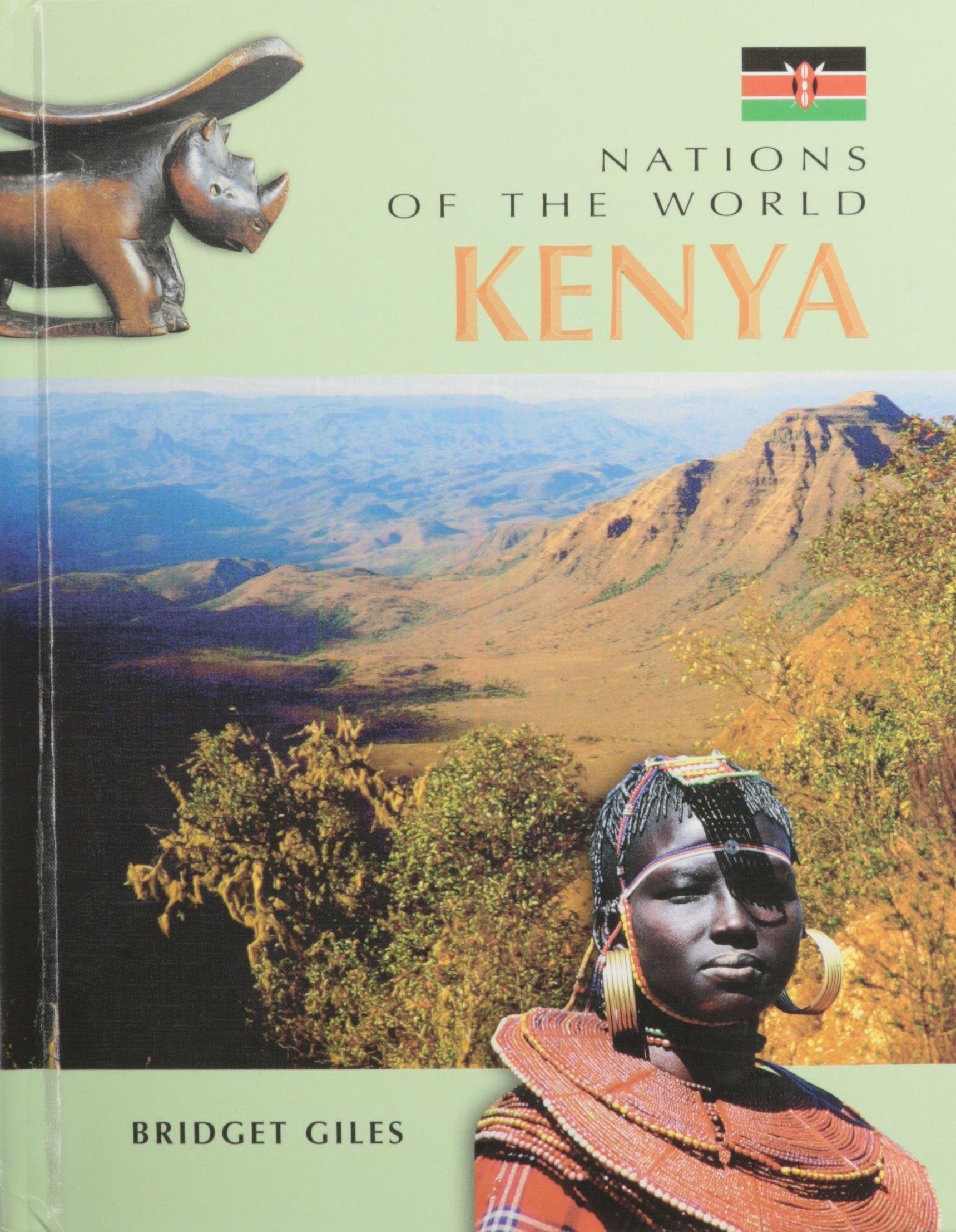 Read Online Kenya (Nations of the World) pdf epub