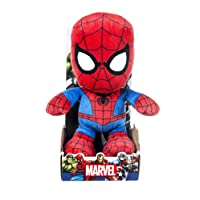 Marvel 31063 Peluche morbido di Spiderman, 25,4 cm