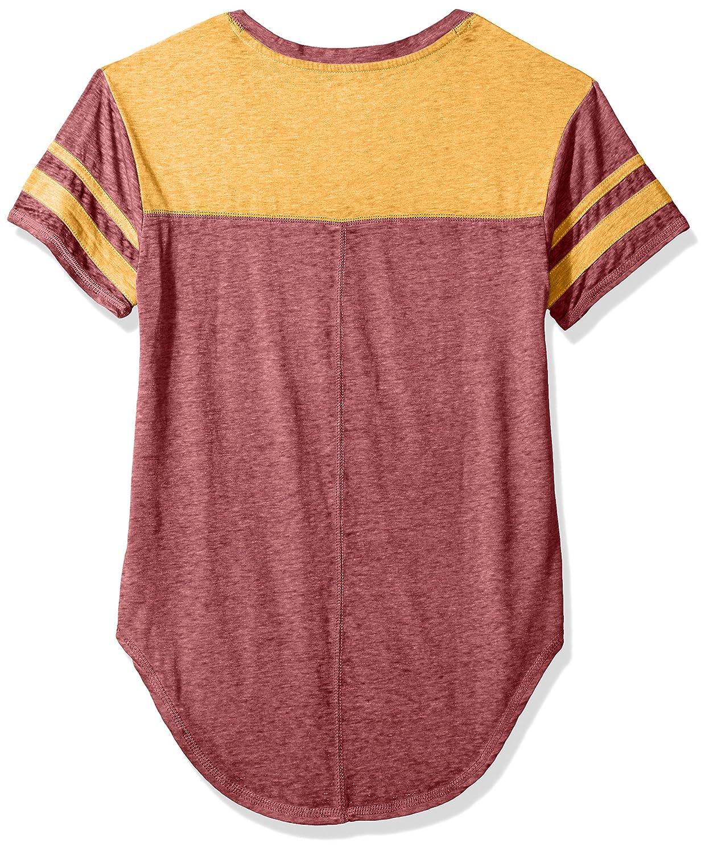Small 3-5 NCAA Minnesota Golden Gophers Juniors Outerstuff Vintage Short Sleeve Football Tee Team Color