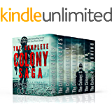 The Complete Colony Saga: box set (The Colony Saga Book 0)