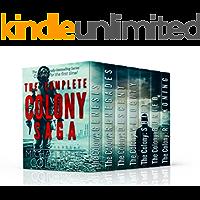 The Complete Colony Saga: box set (English Edition)