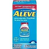 Aleve Arthritis Caplets, 270 Count