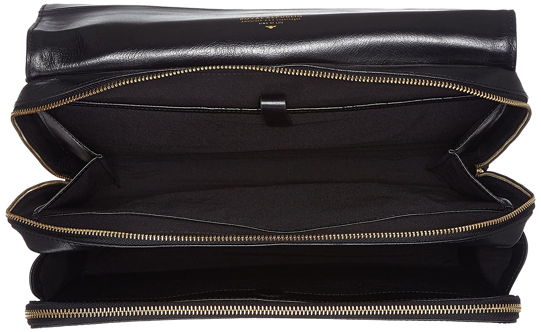 Royal Republiq Raf, Womens Backpack, Schwarz (Black), 11x25x31 cm (B x H T) Royal Republiq