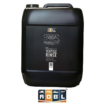ADBL Textile Rinse 5 l Auto – Quitamanchas limpiador textil de limpieza