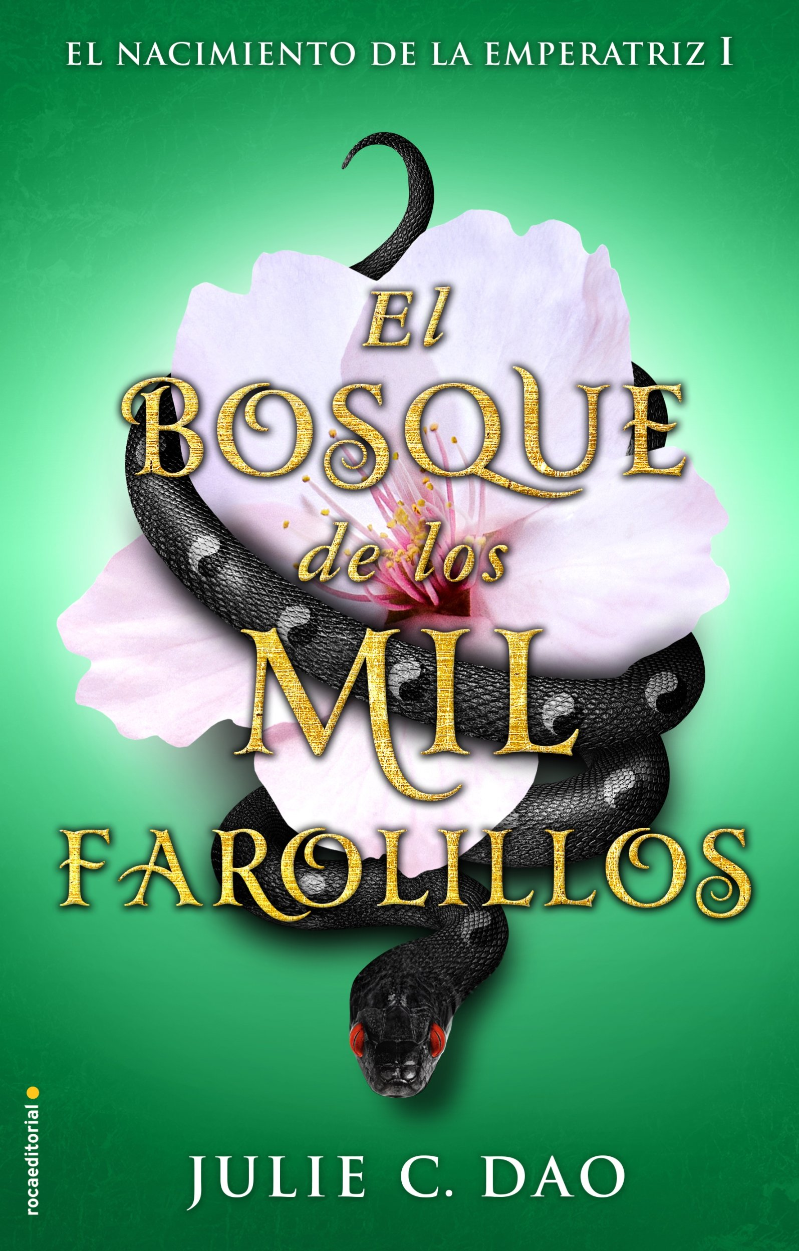 Amazon.com: El bosque de los mil farolillos (Spanish Edition) (9788417092306): Julie C. Dao: Books