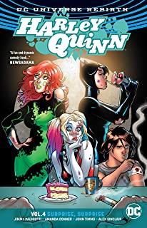 77be9a78699d Amazon.com  Harley Quinn Vol. 2  Joker Loves Harley (Rebirth ...