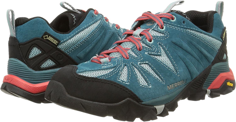 Merrell Capra Zapatos de Low Rise Senderismo para Mujer