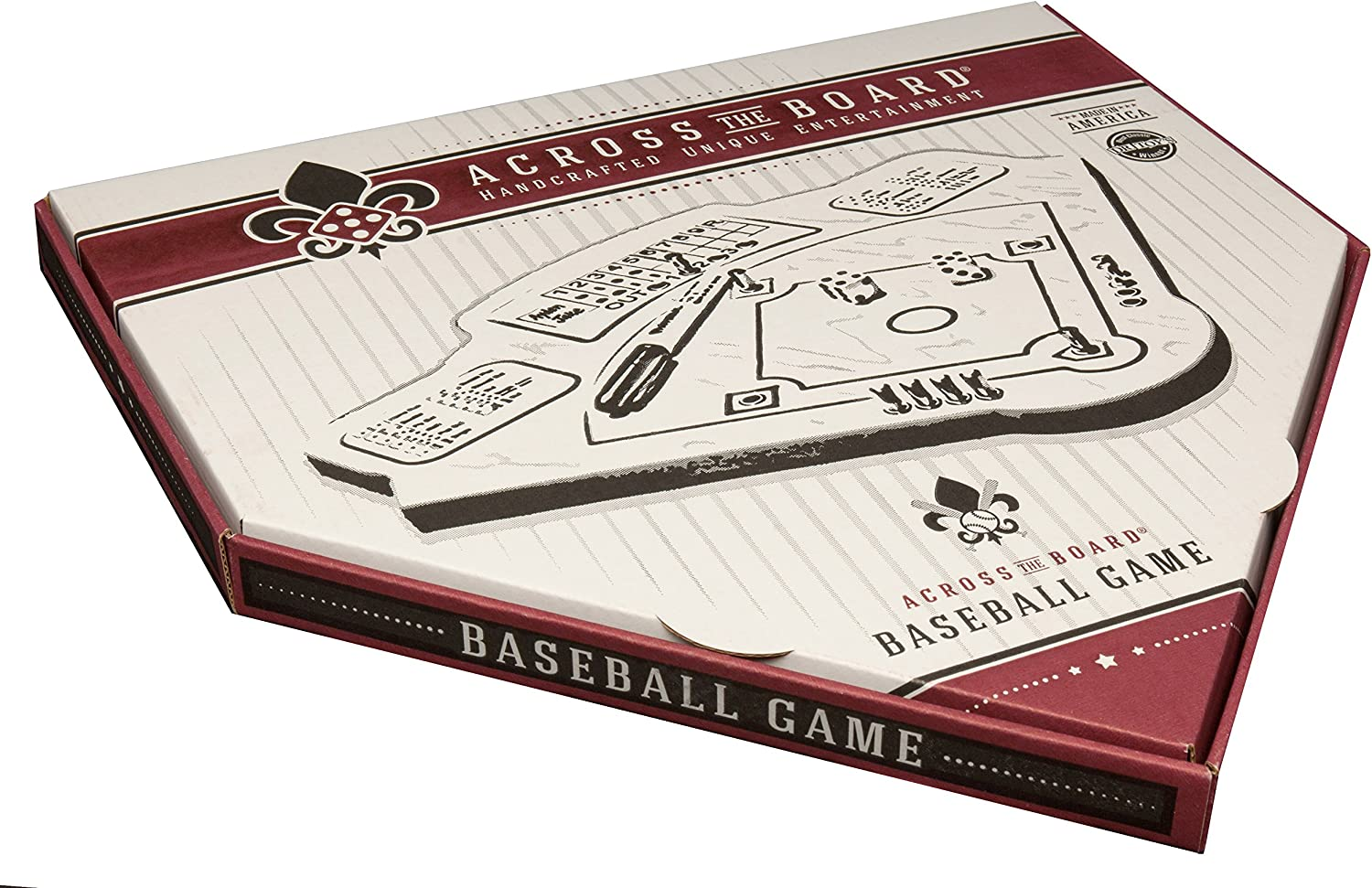 Baseball Game by Across the Board