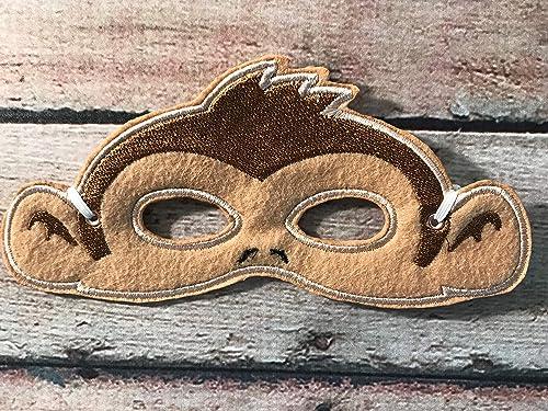 Felt Adult Monkey Mask