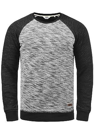 857b8355be0b Solid Flocker Herren Sweatshirt Pullover Flocksweat Pulli Mit  Rundhalsausschnitt Aus 100% Baumwolle, Größe