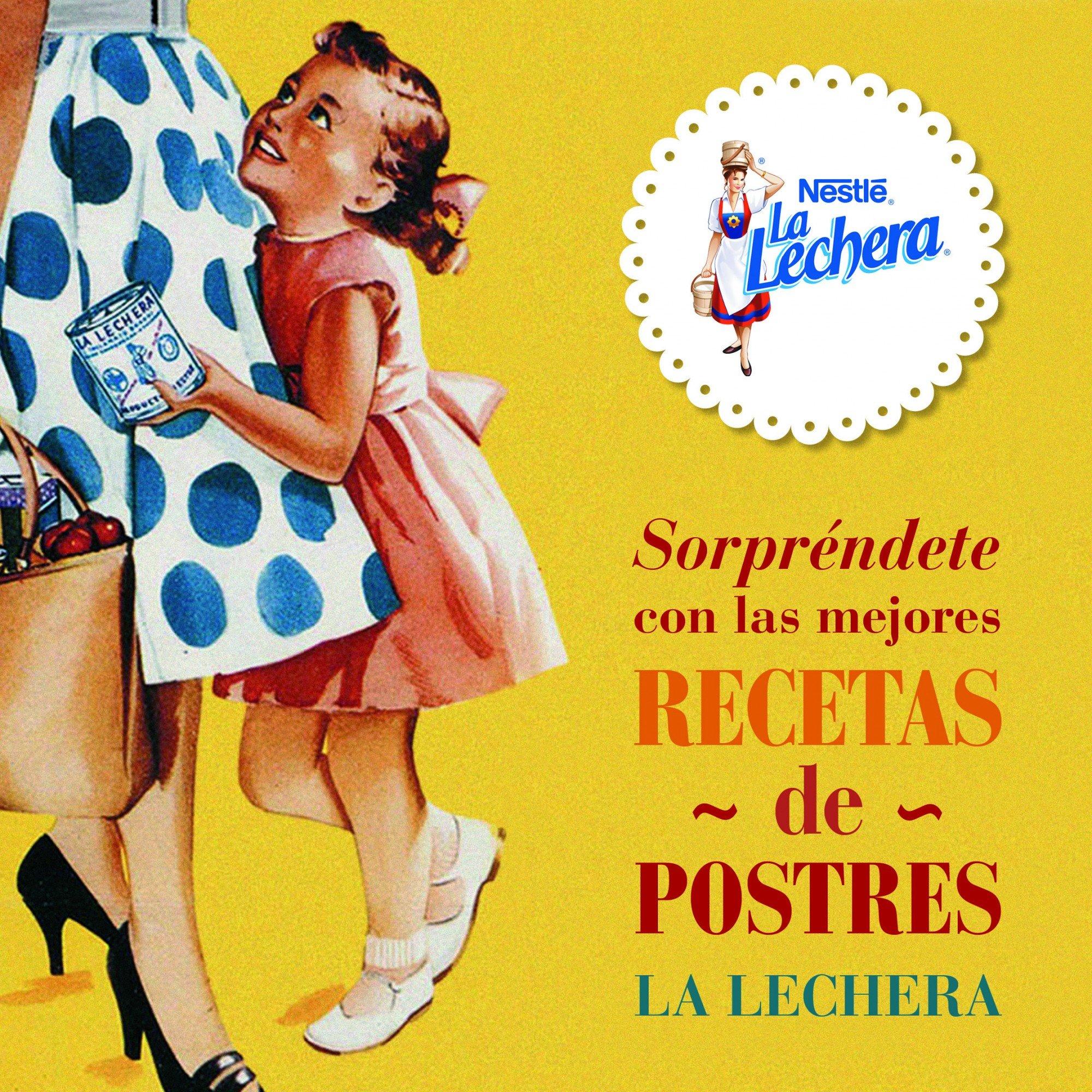 Sorpr ndete con las mejores recetas de postres LA LECHERA: Nestle: 9788415888499: Amazon.com: Books
