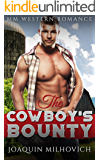 The Cowboy's Bounty: MM Western Romance