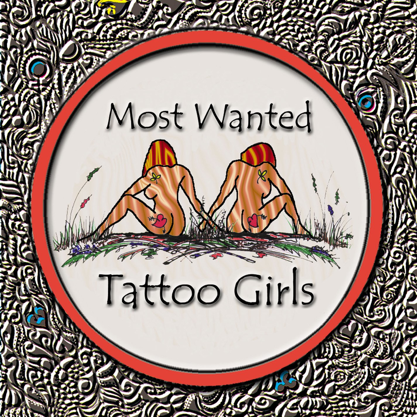 CD : Most Wanted - Tattoo Girls (CD)