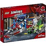 レゴ(LEGO) ジュニア スパイダーマン vs スコーピオンの対決 10754
