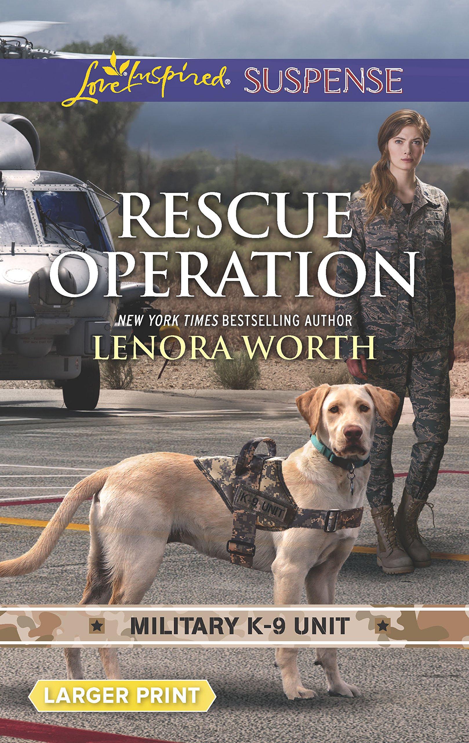 Download Rescue Operation (Military K-9 Unit) PDF