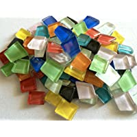 Sai Mosaic Art Pre-Cut Glass Mosaics Multicolour (200 g)