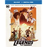 DC's Legends of Tomorrow: The Complete Fifth Season (Blu-ray + Digital + Bonus Disc)