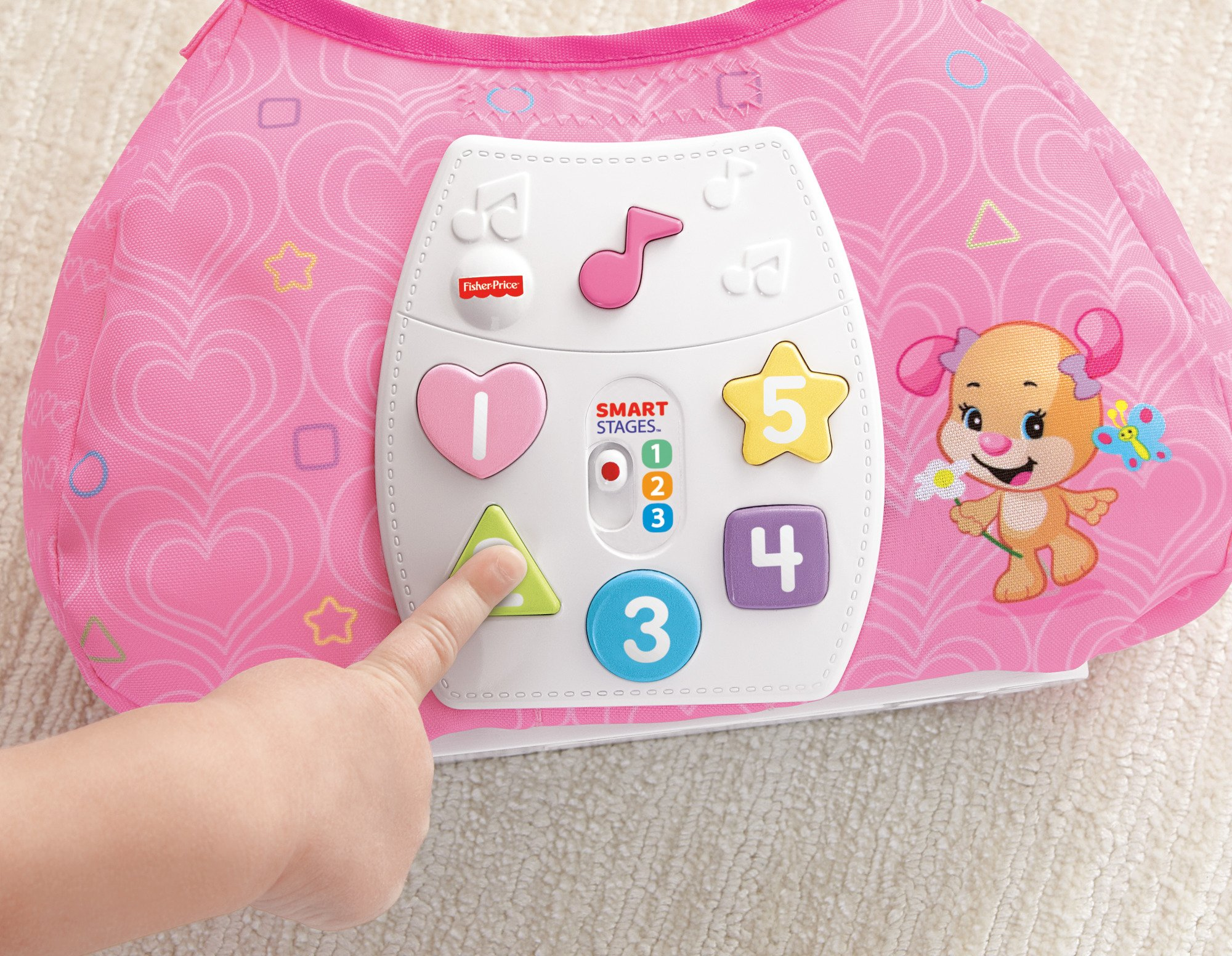 Fisher-Price Laugh & Learn Sis' Smart Stages Purse by Fisher-Price (Image #8)