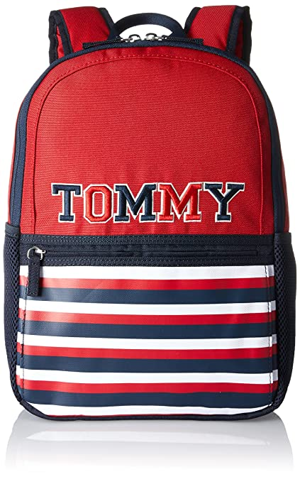 Corporate Girl Backpack, Girls Blau (Tommy Navy), 13x39x28 cm (B x H T) Tommy Hilfiger
