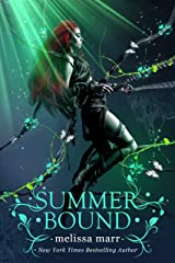 Summer Bound: A Wicked Lovely Story Kindle Edition