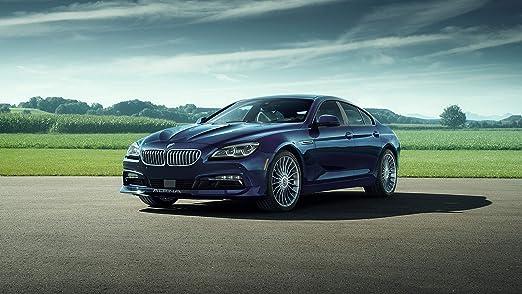 Black Creations BMW Alpina B6 Deportivo Cartel Lienzo Cuadro ...