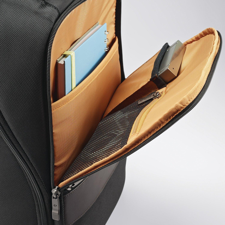 Samsonite Komni Small Backpack, Black/Brown, One Size by Samsonite (Image #4)