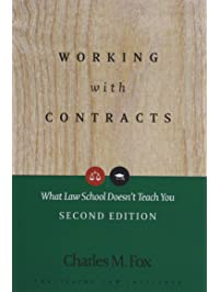 Amazon contracts business books working with contracts what law school fandeluxe Image collections