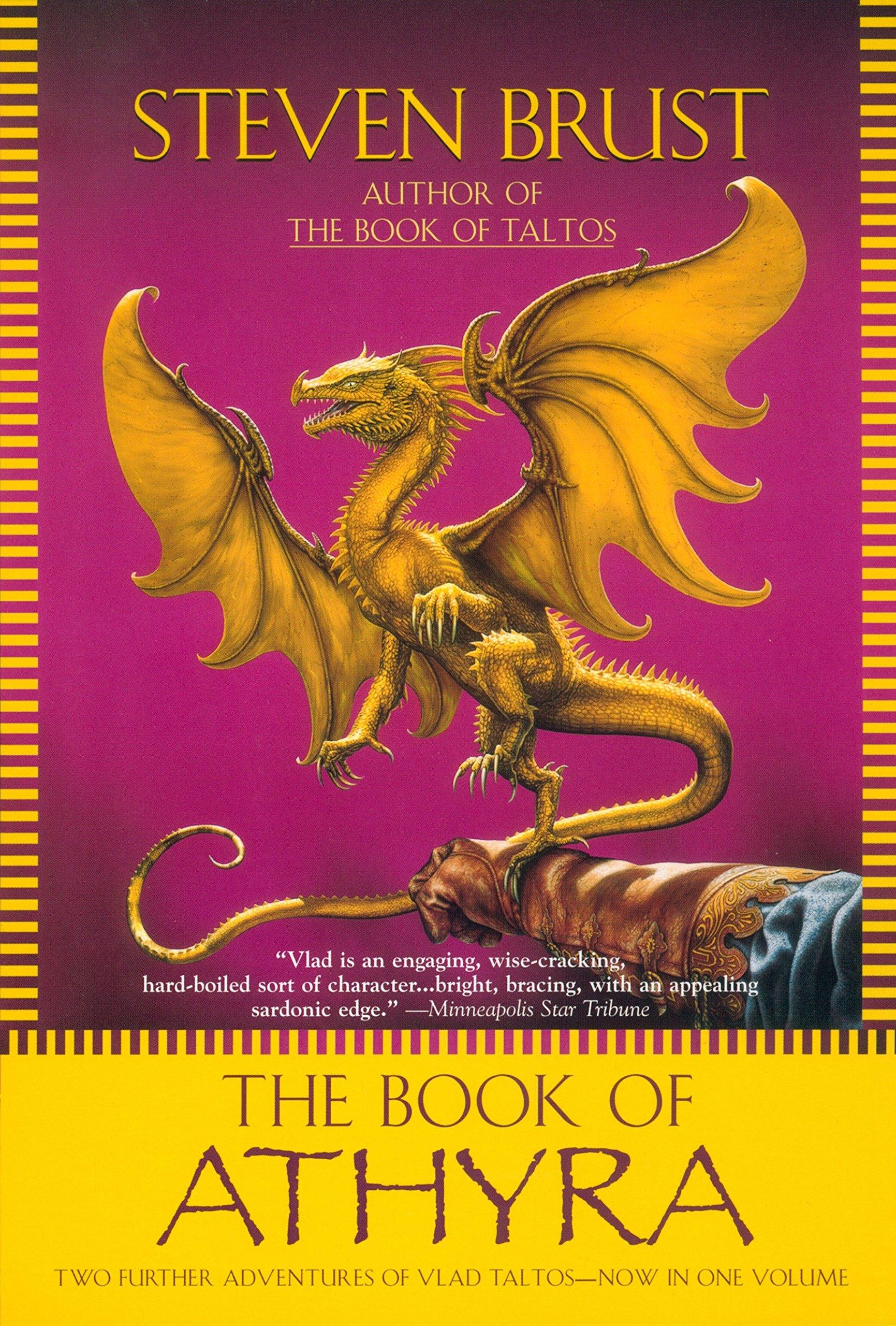 The Book of Athyra (Jhereg, Band 3)