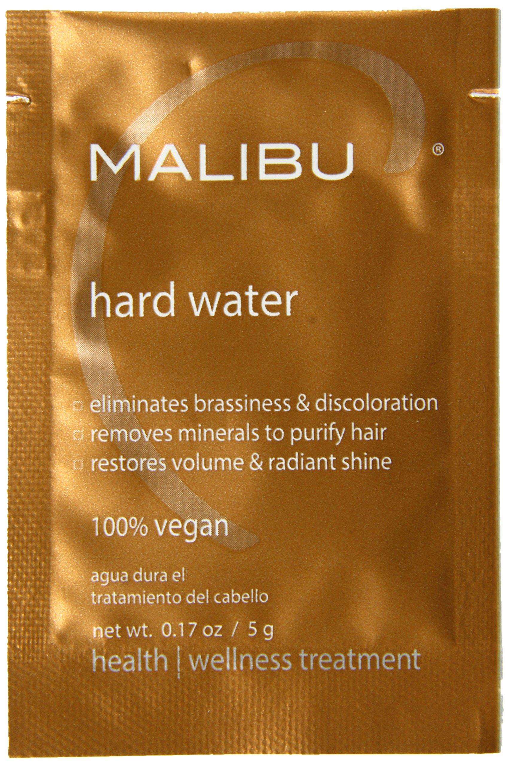 Malibu C Hard Water Weekly Demineralizer 12-pk.