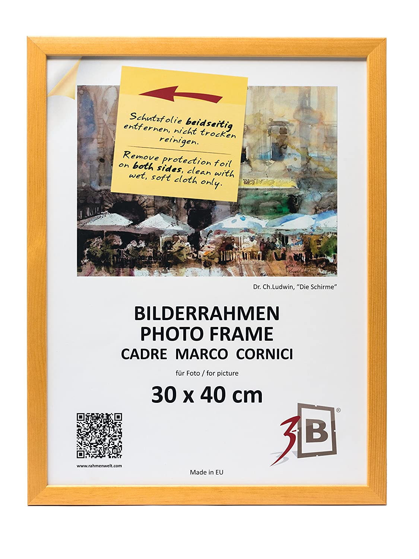 Set of 3 pcs. OSLO Frame - 13x18 cm (ca. 5x7\