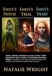 The Akasha Chronicles Trilogy Boxed Set: The Complete Emily Adams Series