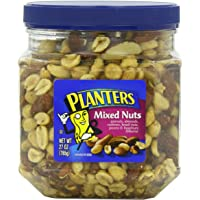 Planters 27 Ounce Mixed Nuts Jar