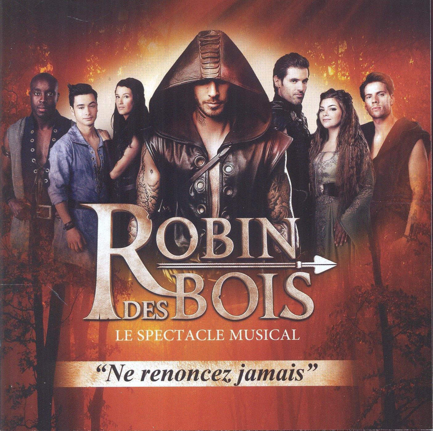 Robin Des Bois Edition Tourn E M Pokora Multi Artistes