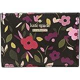 Kate Spade New York Womens Cameron Street Boho Floral Card Holder