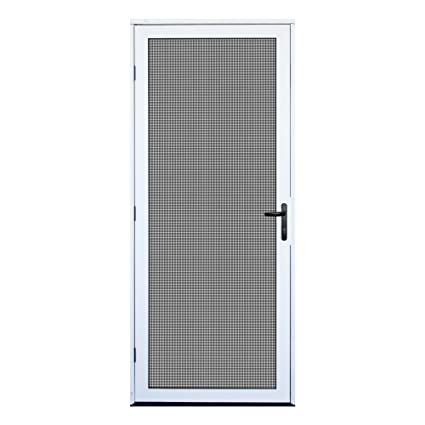 Amazon.com: Titan 36x80 Meshtec Ultimate Security Screen Door ...