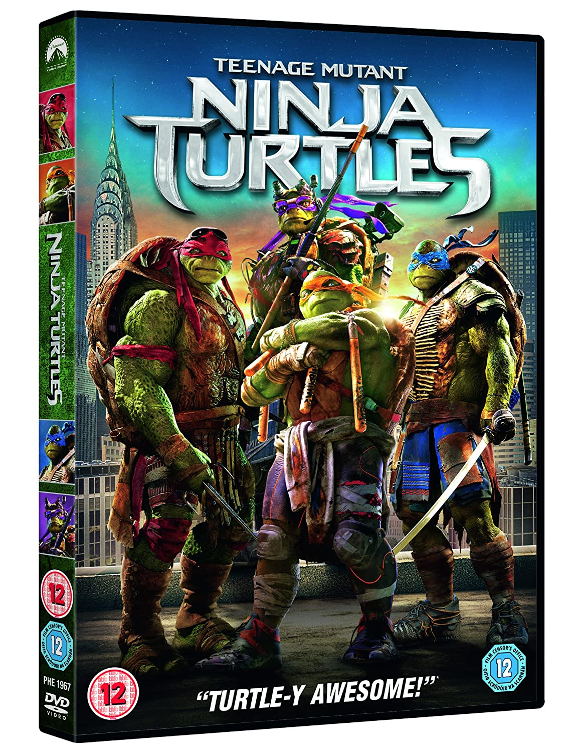 Amazon.com: Teenage Mutant Ninja Turtles [DVD]: Movies & TV
