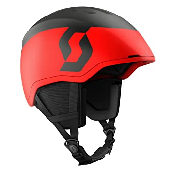 Scott – Casco de esquí/Snow Seeker Radiant Red – Mixta – rojo, ...