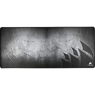 CORSAIR MM350 - Premium Anti-Fray Extra Thick Cloth Gaming Mouse Pad - Maximum Control - Extended XL