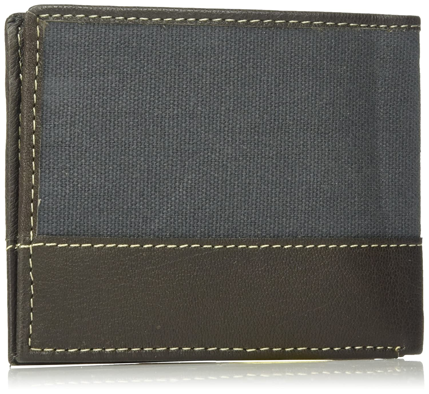 b87aa38776ed Timberland Men s Canvas   Leather Billfold Gift Set