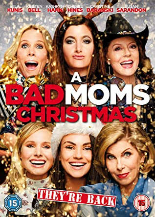Bad Moms Christmas Dvd Release Date.Amazon Com A Bad Moms Christmas Dvd Movies Tv