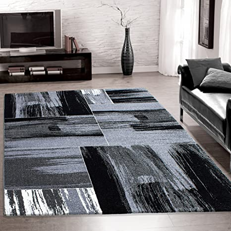 Tappeto moderno di design per soggiorno, camera degli ospiti ...