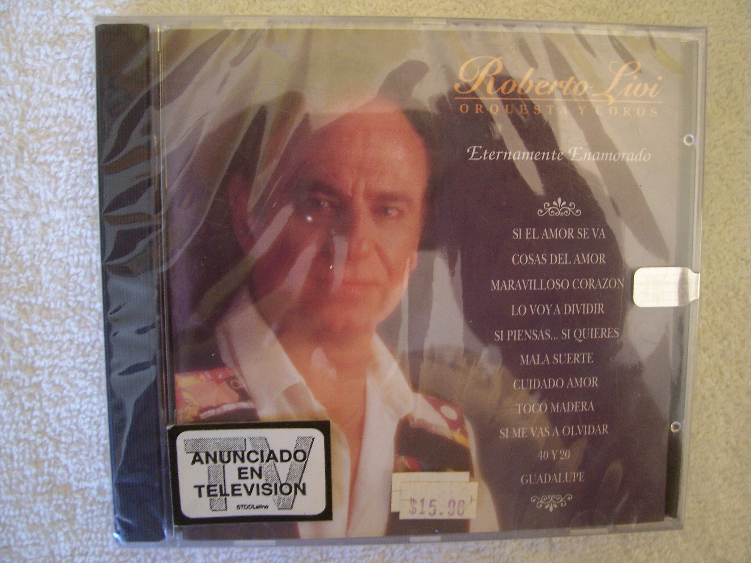 Eternamente Enamorado by Polygram Records