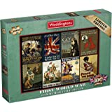 Waddingtons First World War Commemorative Jigsaw Puzzle (1000 Pieces)