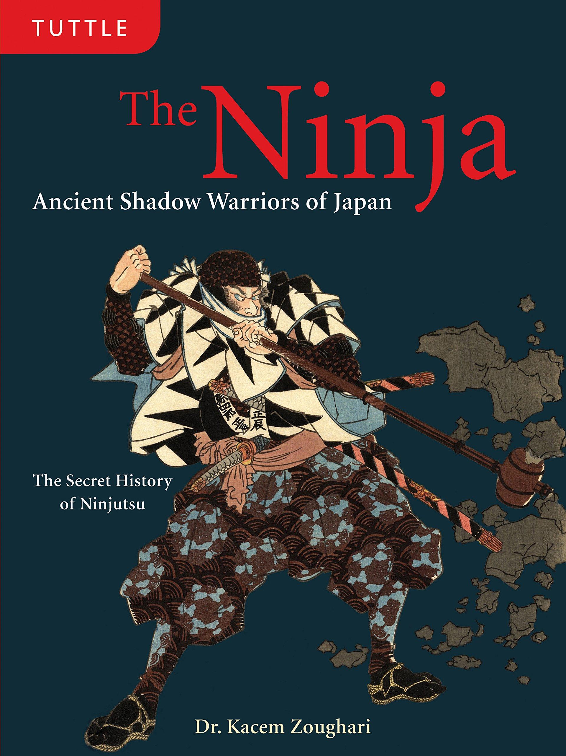 The Ninja: Ancient Shadow Warriors of Japan The Secret ...