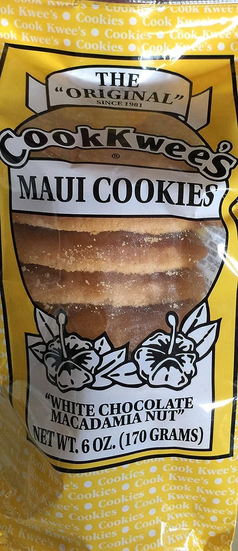 6-PACK COOKIE LOVER GIFT SET - COOK KWEE MAUI COOKIES