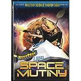 RiffTrax Live: Space Mutiny DVD
