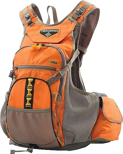 1ae2e1c04969c Amazon.com: Tenzing BV16 Upland Vest, Blaze Orange: Sports & Outdoors